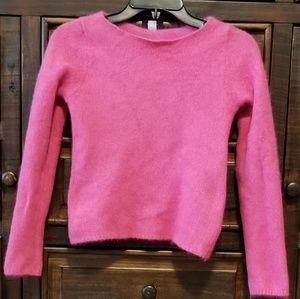 Vintage Angora Sweater by Polo Jeans Co., sz M